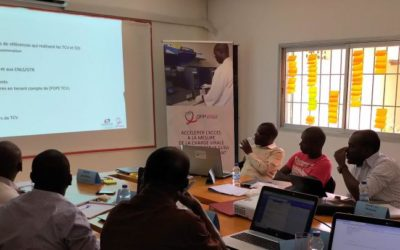 Improve the quality of HIV healthcare through optimal management of laboratory products