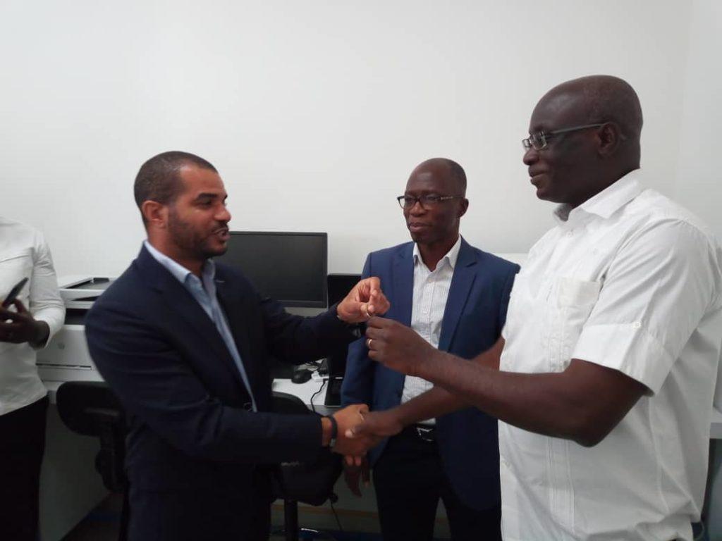 Un nouveau laboratoire de biologie moléculaire à Daloa, Côte d'Ivoire