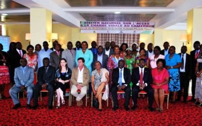 National Workshop on improving access to Viral Load Testing in Cameroon